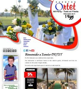 Eventos Ortet